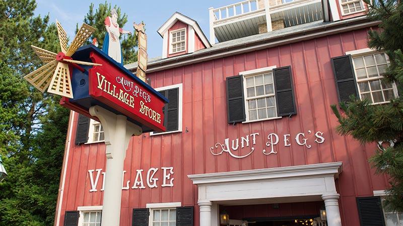 裴葛姑妈村庄商店的图像