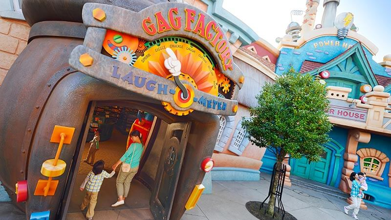gambar Gag Factory / Toontown Five and Dime