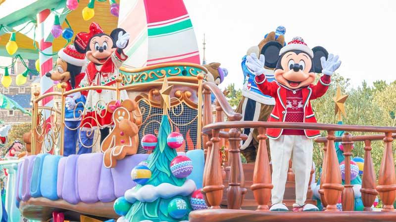 gambar Disney Christmas Stories