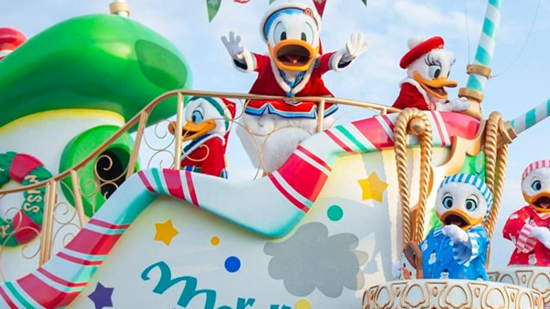image of Disney Christmas Stories