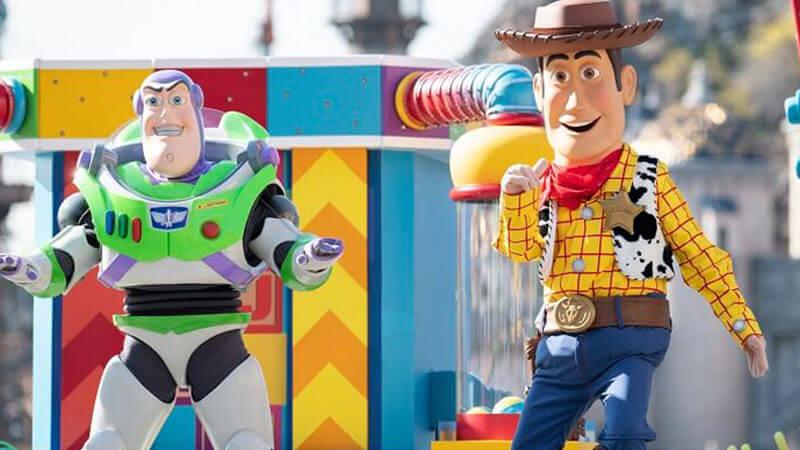 gambar Pixar Playtime Pals