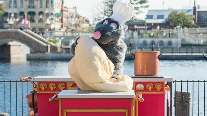 gambar Chef Remy & You