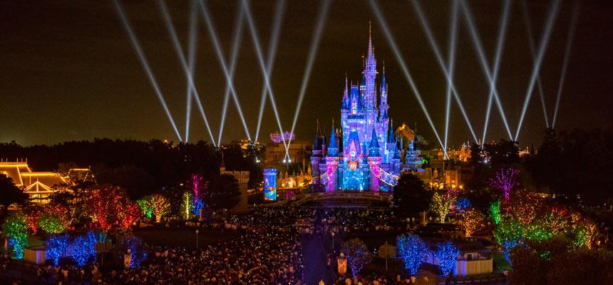 gambar Celebrate! Tokyo Disneyland1