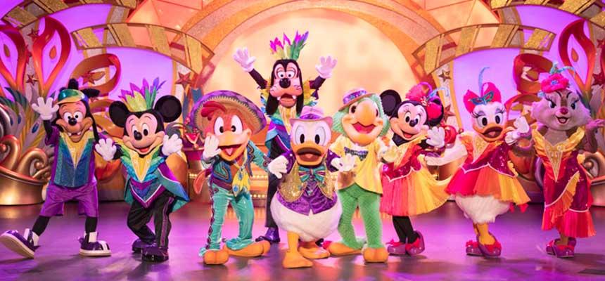 东京迪士尼海洋地图_[官方]派对狂欢乐!|东京迪士尼乐园|东京迪士尼度假区