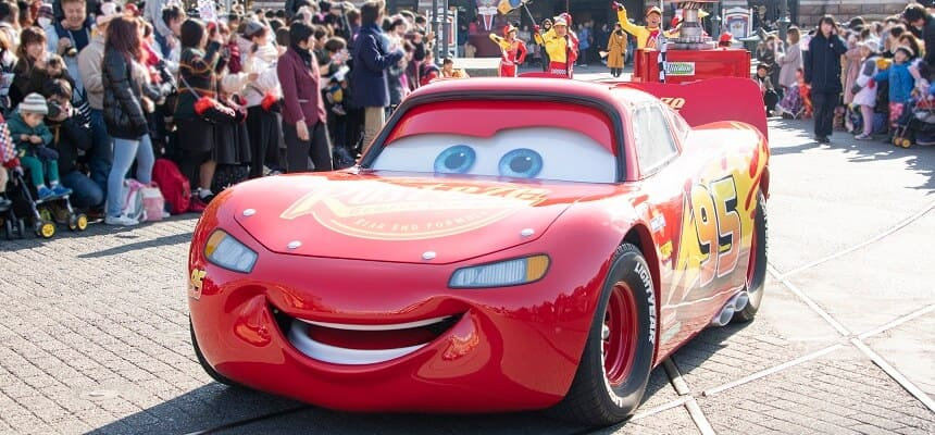 image of Lightning McQueen Victory Lap2