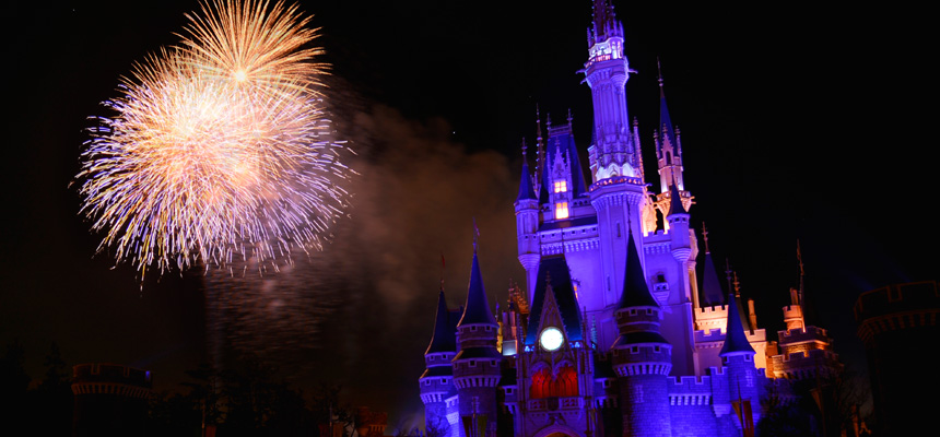迪士尼炫彩夜空(東京迪士尼樂園)的圖像2