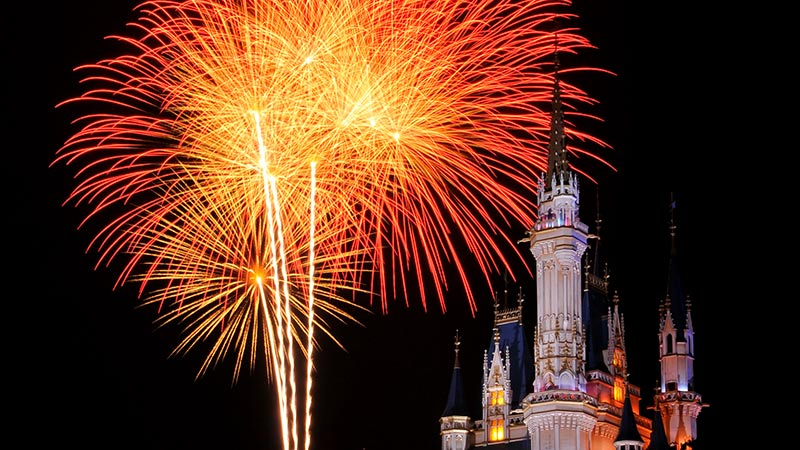 image of Disney Light the Night (Tokyo Disneyland)