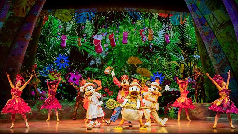 东京迪士尼海洋地图_[官方]游行表演/娱乐表演 月份时间表|东京迪士尼海洋