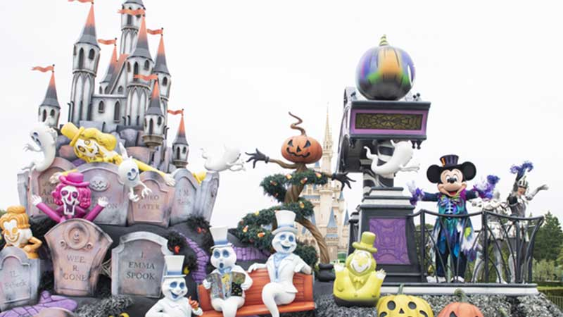 "image of Spooky ""Boo!"" Parade"