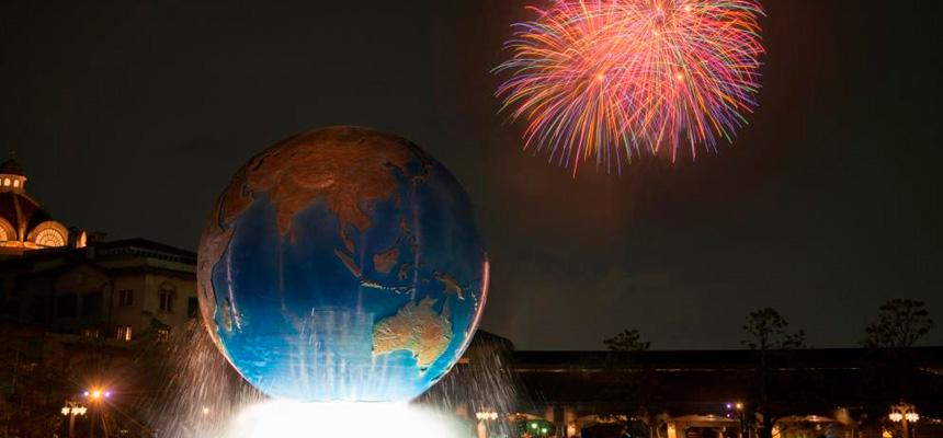 夜高萬聖節(東京迪士尼海洋樂園)的圖片1