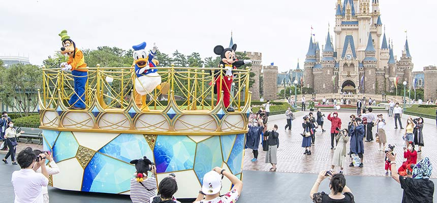 image of Mickey&Friends Greeting Parade1