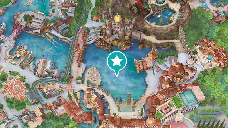 地图的图像