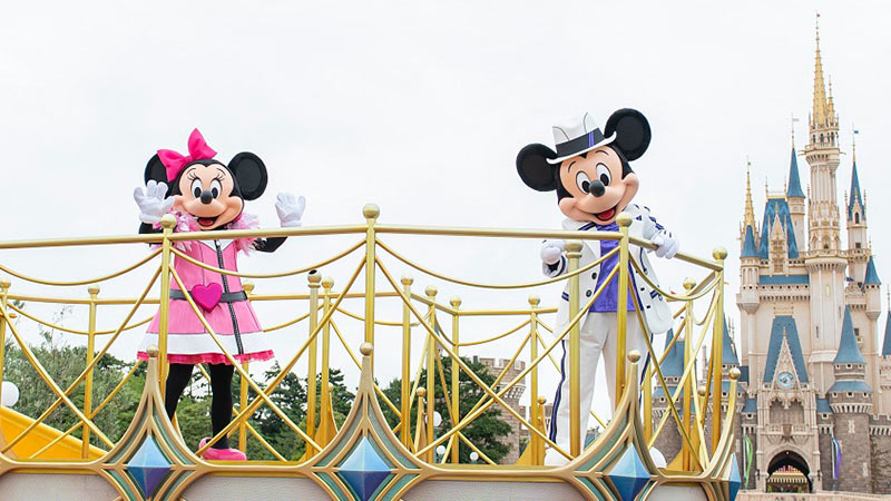 image of Mickey & Friends Greeting Parade: Club Mouse Beat