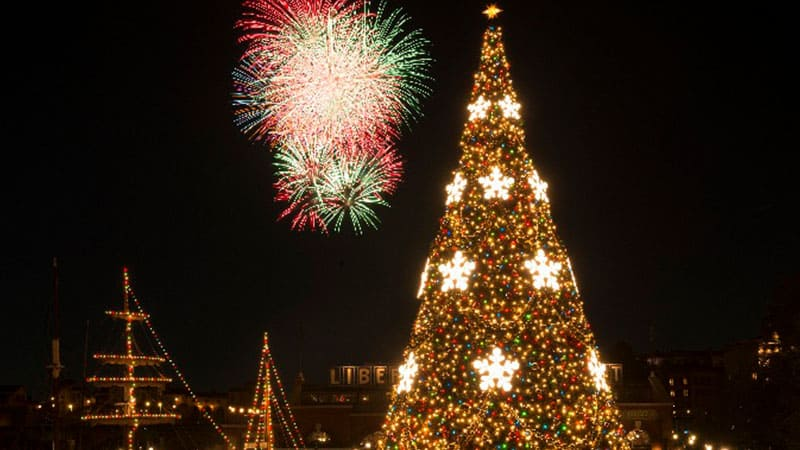 スターブライト・クリスマス(東京ディズニーシー)のイメージ