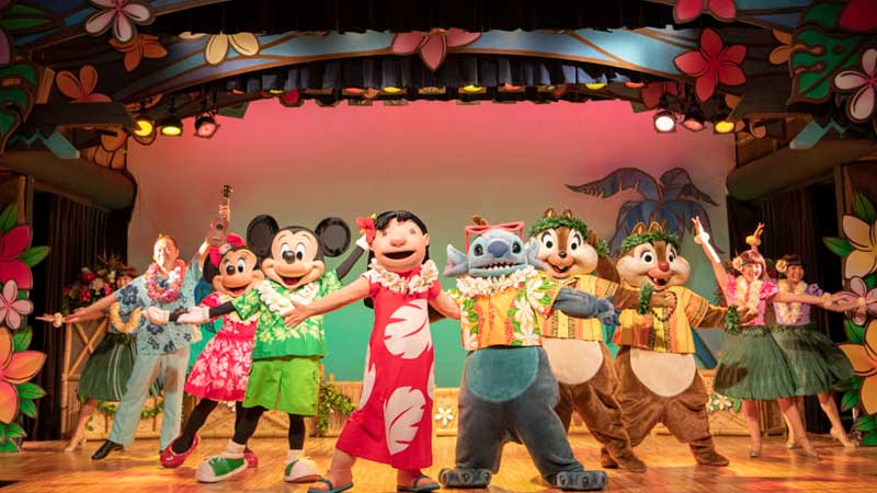 image of Lilo's Luau & Fun