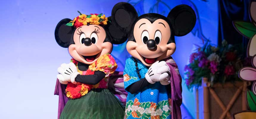image of Mickey's Rainbow Luau3