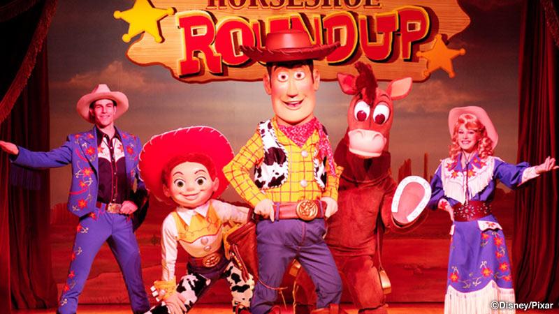 image of Horseshoe Roundup