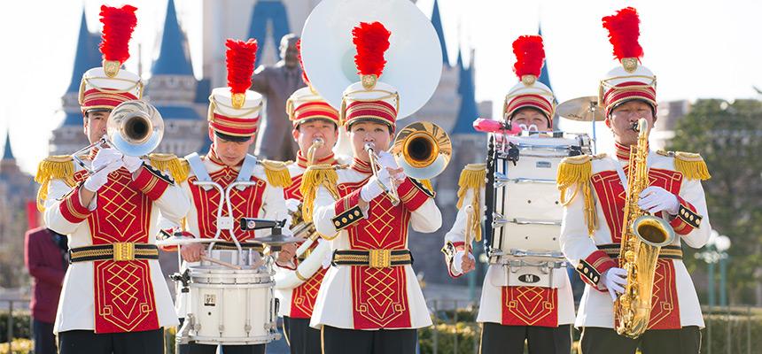 東京迪士尼樂園大樂隊的圖像2