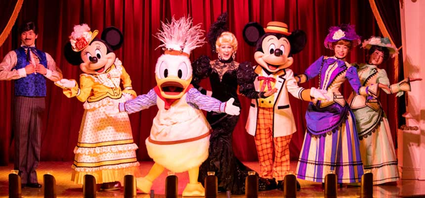 """image of The Diamond Horseshoe Presents """"Mickey & Company""""2"""