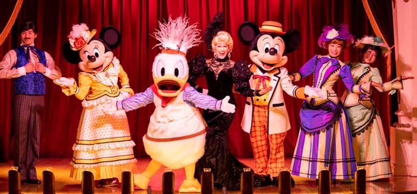 鑽石馬蹄餐廳呈獻:米奇劇團的圖像2