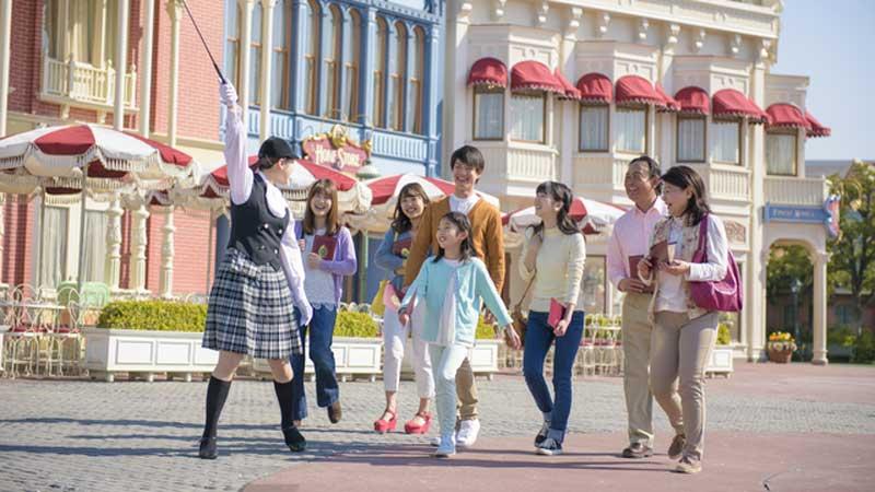 ヒストリー・オブ・東京ディズニーランドのイメージ
