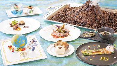 「東京ディズニーシー20周年を記念したディズニーホテルのプログラム」を公開しました。のイメージ