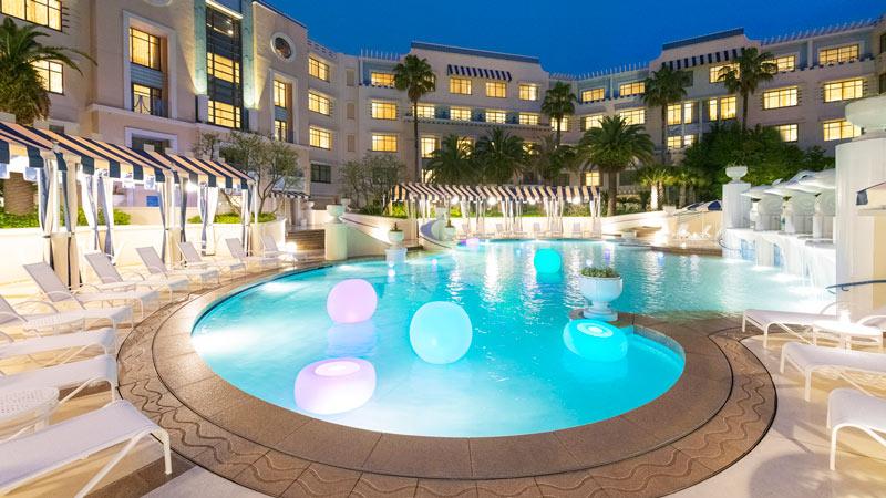「ディズニーアンバサダーホテル パームガーデン・プール 食事付きプラン」を公開しました。のイメージ