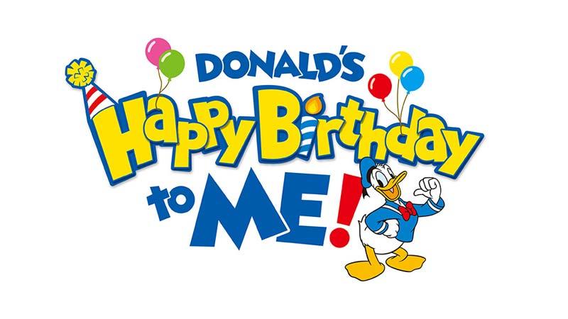"""【ディズニーホテル】「ドナルドの""""ハッピーバースデー・トゥ・ミー!""""スペシャルノンアルコールカクテル」を公開しました。のイメージ"""