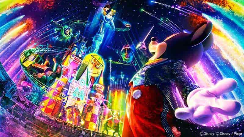 「Celebrate! Tokyo Disneyland」のストーリーを更新しました。のイメージ