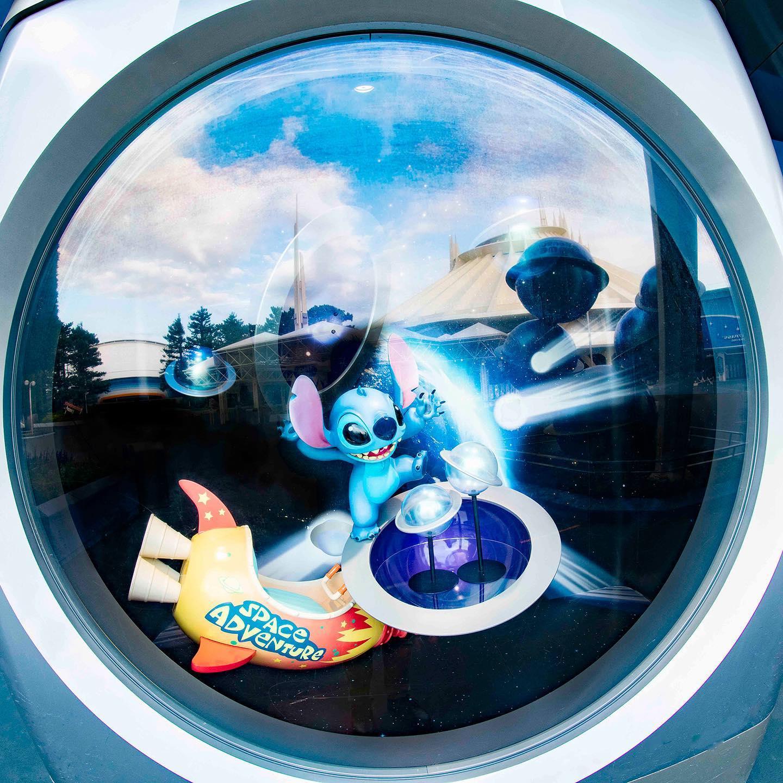 Mischievous Stitch! いたずらいっぱい✨ #stitch #experiment626 #treasurecomet #tomorrowland...のイメージ