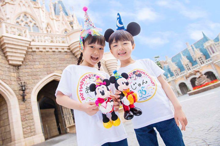 【1年に1日だけ、誰もが主役になれる日!】それは「バースデー」!35周年の東京ディズニーリゾートで、忘れられないバースデーを過ごしてみませんか?今回は、東京ディズニーリゾート...のイメージ