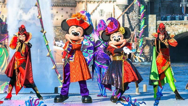 東京ディズニーシー スペシャルイベント「ディズニー・ハロウィーン」の情報を公開しました。のイメージ