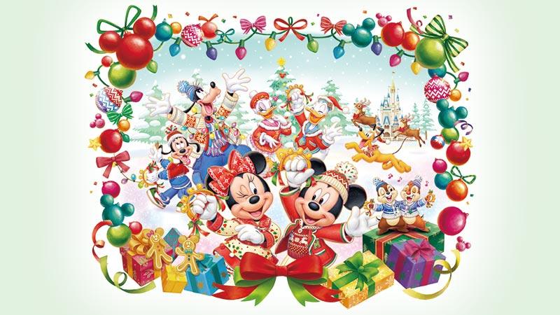 東京ディズニーランド スペシャルイベント「ディズニー・クリスマス」の情報を公開しました。のイメージ