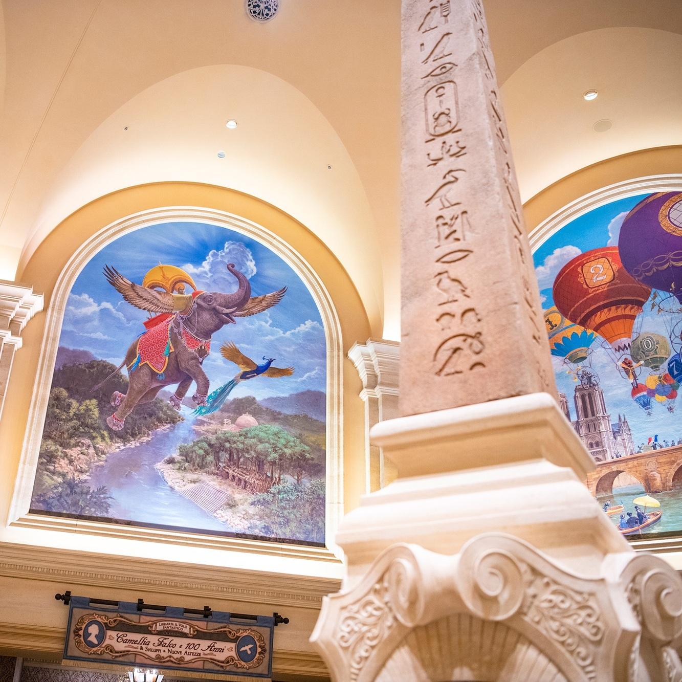 Dreaming of flying...☁️ 空飛ぶことを夢みて・・・ #soaring #soaringfantasticflight #rotunda...的圖像