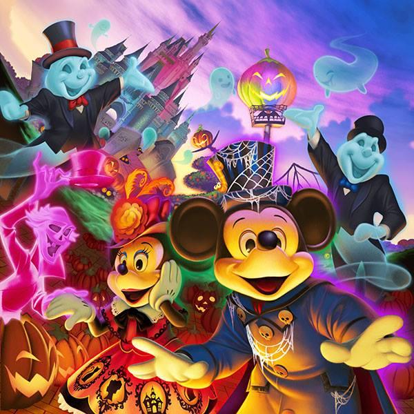 東京ディズニーランドと東京ディズニーシーでは、9月11日(火)から10月31日(水)までの51日間、秋のスペシャルイベント「ディズニー・ハロウィーン」を開催!趣が異なる、それ...のイメージ