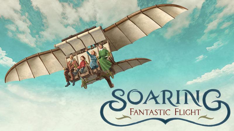 「ソアリン:ファンタスティック・フライト」を公開しました。のイメージ