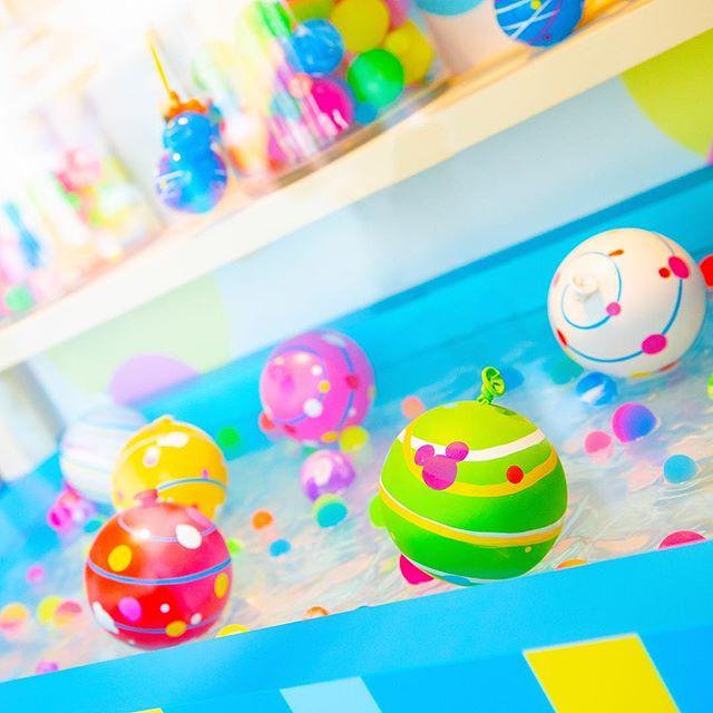Colorful summer夏祭りといえばやっぱりこれ☆#disneynatsumatsuri #disneyandco #worldbazaar...的图像