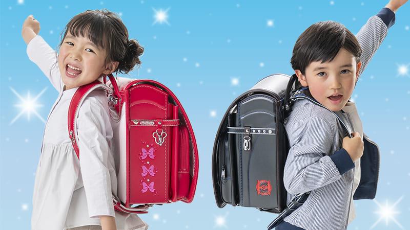 今年も販売決定! 東京ディズニーリゾートオリジナルランドセルのイメージ