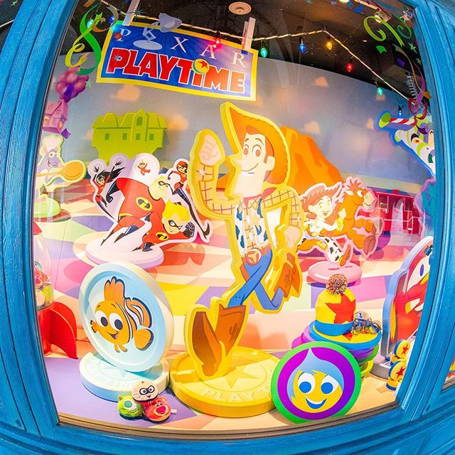 Let's have fun with Disney・Pixar Characters!みんなで遊ぼう!!#pixarplaytime #emporio... 이미지