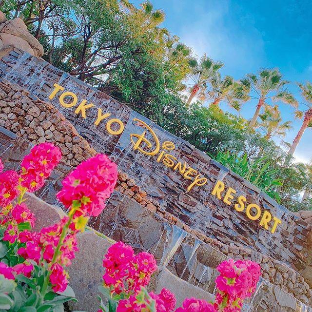 ภาพ Tokyo Disney Resort welcomes you.今日はどんな風に楽しむ?(Photo:@m.mic109min)#resort #東京ディズニーリゾート...