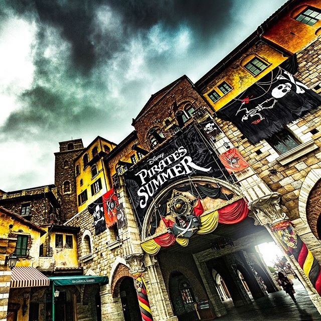image of Are you ready for another Pirates Summer?パイレーツと一緒にクールな夏を!#disneypiratessummer...
