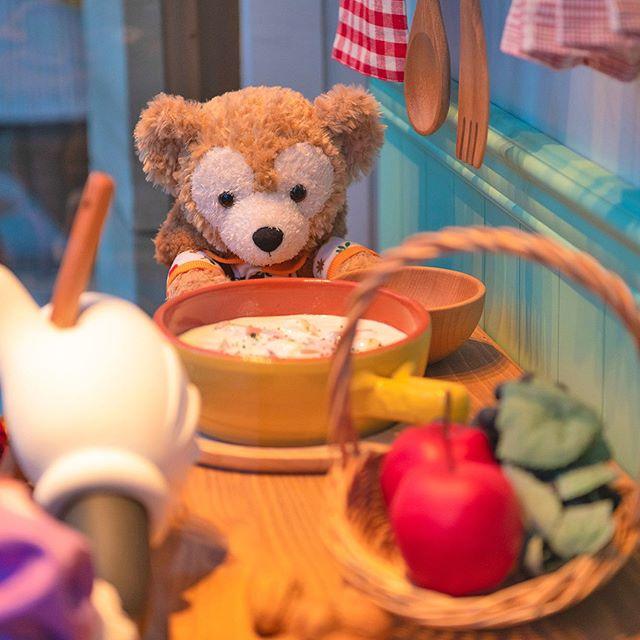 Bon appetit!あたたかいうちに召しあがれ♪#mcducksdepartmentstore #americanwaterfront #tokyodisneysea...のイメージ