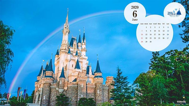 デスクトップを毎月彩る壁紙カレンダー♪のイメージ