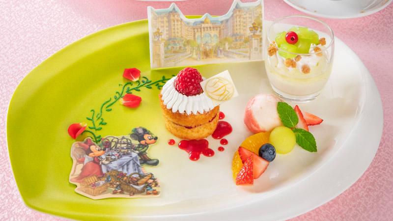 東京ディズニーランドホテルの冬限定メニューを公開しました。のイメージ