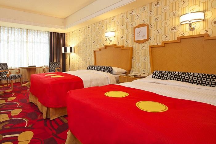 ディズニーアンバサダーホテル「ミッキーマウスルーム」「ミニーマウスルーム」宿泊招待キャンペーンを公開しました。 ※キャンペーンは中止いたします。のイメージ