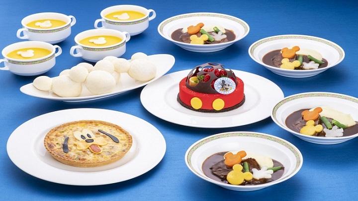 ディズニーホテルのお食事をご家庭でもお楽しみいただける「ディズニーアンバサダーホテル・ホームパーティーセット」を公開しました。のイメージ