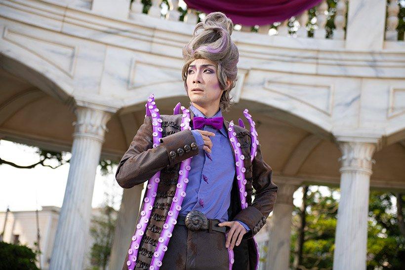【あなたもヴィランズの仲間になりませんか?】#ディズニーヴィランズ の力で魅力的な人間の姿に変えられた #手下...のイメージ