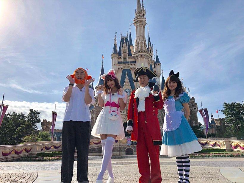 明日9月24日(月)11:55~放送の「ヒルナンデス!」(日本テレビ系)では、東京ディズニーランドのスペシャルイベント「ディズニー・ハロウィーン」を徹底調査!藤田ニコルさん、...のイメージ