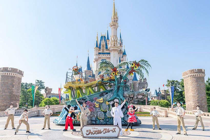 ディズニー映画最新作『 #ジャングルクルーズ 』の声優発表セレモニーが、本日、東京ディズニーランドで行われました!...のイメージ