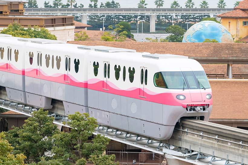 \ #ディズニーリゾートライン 20周年!/ 東京ディズニーリゾートを周回するモノレール、ディズニーリゾートラインは今日7月27日に20周年を迎えました。...のイメージ